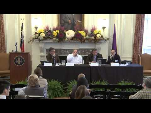 2014 JIPEL Symposium: Panel 1: Creative Fields Resisting IP