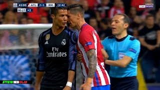Cristiano Ronaldo ● Best Fights Vs Famous Players & Managers ● 1080i HD #CristianoRonaldo