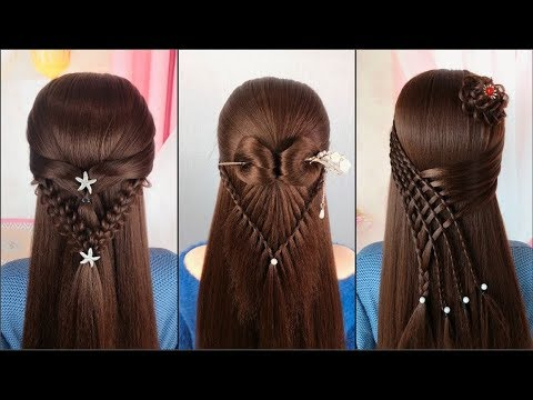 Easy Hairstyles Tutorials For Girls ❤️ TOP 14 Amazing Hairstyles Compilation 2019 ❤️ Part 5 ❤️ HD4K