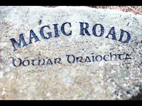 The Magic Road in County Waterford, Ireland