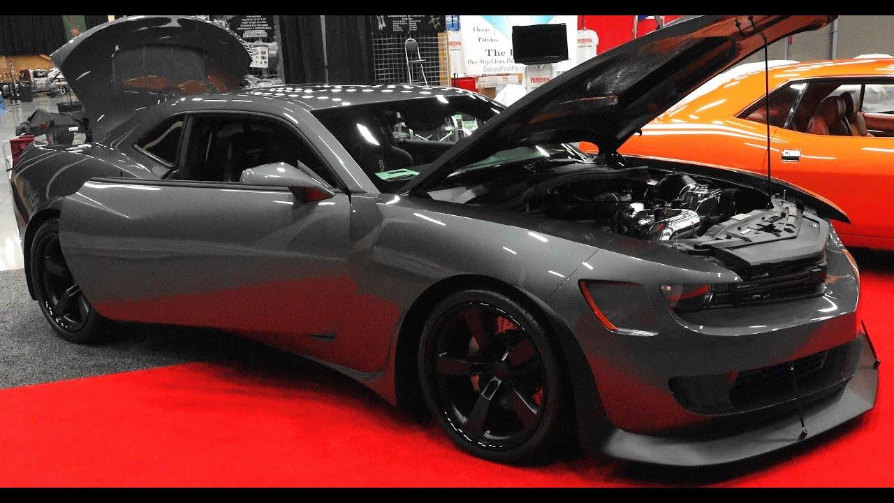 Camaro Wide Body Kit Autos Post