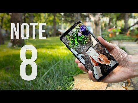 Samsung Galaxy Note8 - Pentru Power-Useri (Review în Română)
