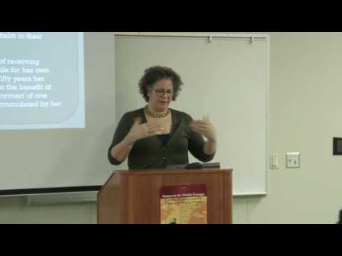 WOMEN IN THE MIDDLE PASSAGE: GENDER, SLAVERY, AND THE PROBLEM OF WRITING HISTORY