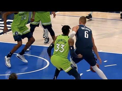 Minnesota Timberwolves Vs Dallas Mavericks - 1st Half Highlights | December 4, 2019 | NBA 2019-20