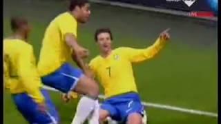 البرازيل و ايطاليا متعة كاملة مع نجوم البرازيل و فارس عوض Brazil   Italy
