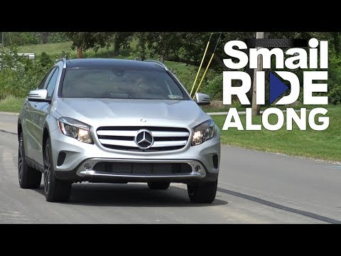 2017 Mercedes-Benz GLA 250 4MATIC SUV - Smail Ride Along - Test Drive and Review