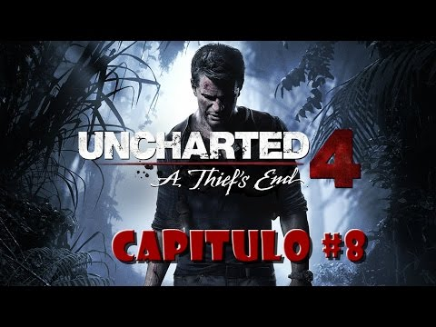 UNCHARTED 4 GAMEPLAY ESPAÑOL OCULTO A SIMPLE VISTA #8
