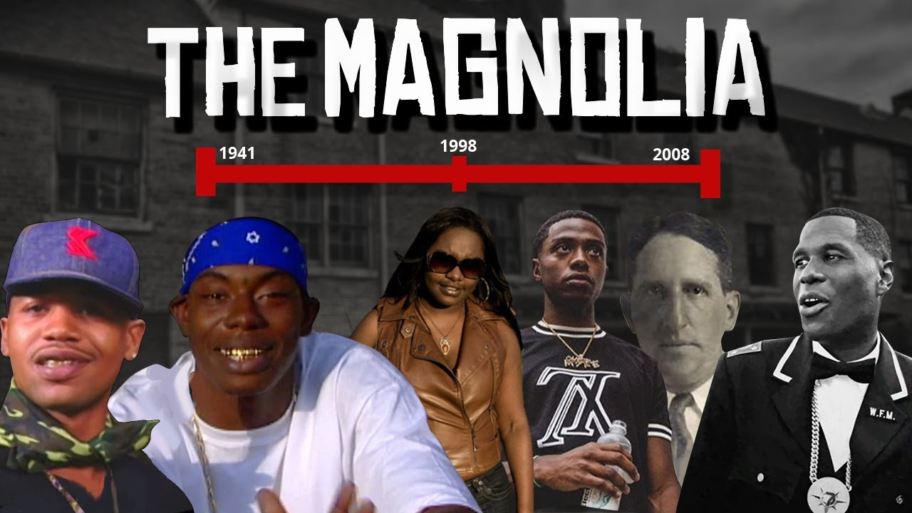 Enter The Magnolia | The Story of CJ Peete Housing Projects (3rd Ward Documentary)