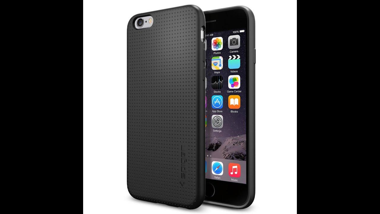 size 40 1bb98 fc9c4 4K SPIGEN LIQUID ARMOR para IPHONE 6S