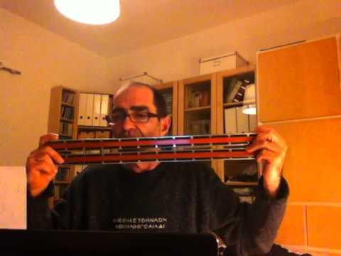 Harmonica Chords 48 Vermona - YouTube
