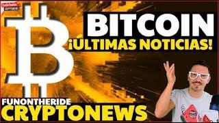 ¡NUEVO RÉCORD BITCOIN! /CRIPTONOTICIAS FUNONTHERIDE
