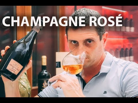 wine article How Rose Champagne is Made Tasting AR Lenobles Rose Terroirs