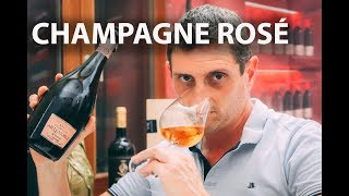 How Rosé Champagne is Made? Tasting AR Lenoble's Rosé Terroirs