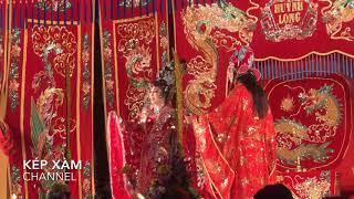 NSUT Thoại Mỹ - Chiêu Hùng hát chầu tuồng Về Đất Kinh Châu quá hay !!