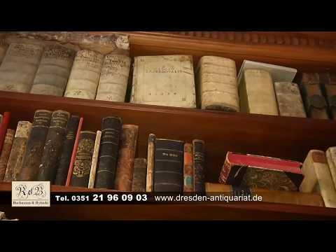Antiquariat und Kunsthandlung Bachmann & Rybicki in Dresden