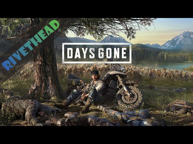 "Days Gone (PC) - E38 - ""Just Running Endless Errands For Sarah!!"""