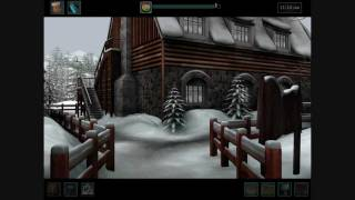 Nancy Drew: White Wolf of Icicle Creek (Part 3): Exploring Outside, The White Wolf