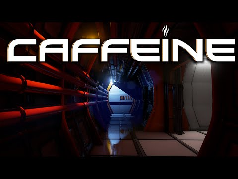 CAFFEINE - In Space No One Can Hear You Yawn