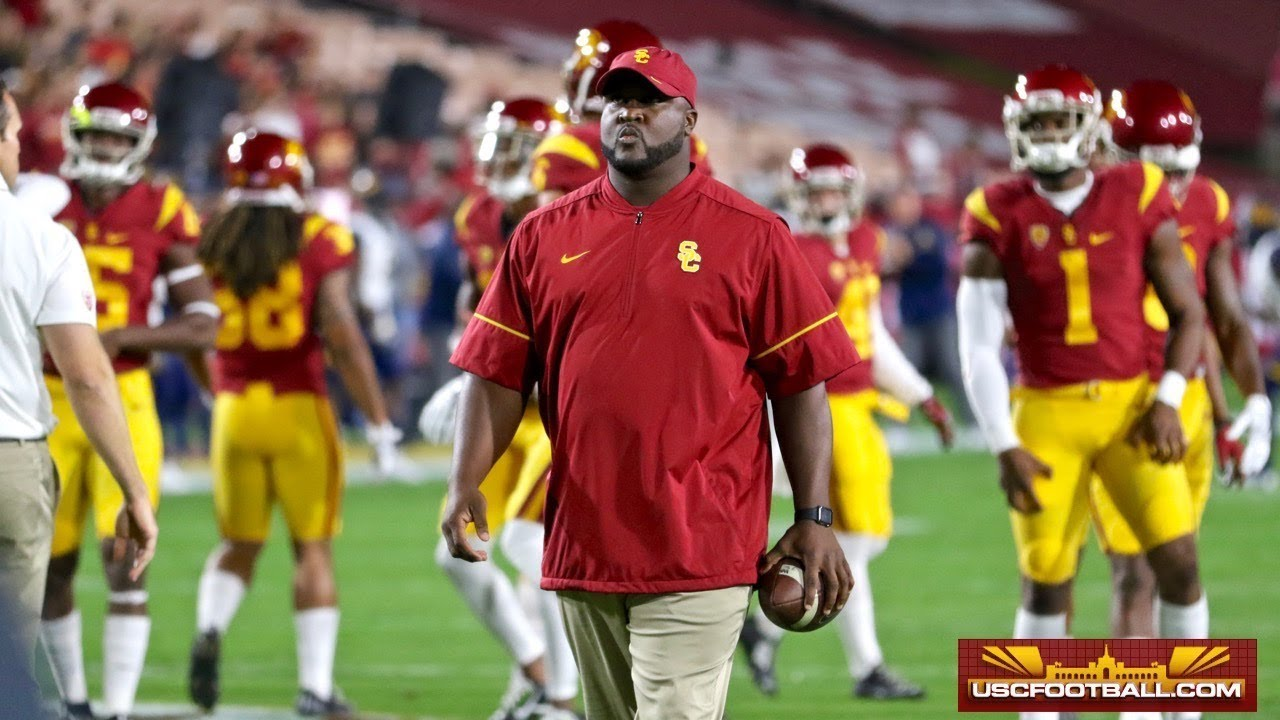 1ad5402b3fa6e USC offensive coordinator Tee Martin has not been contacted by Tennessee