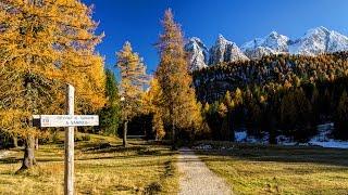 Dolomites Trip - October 2015
