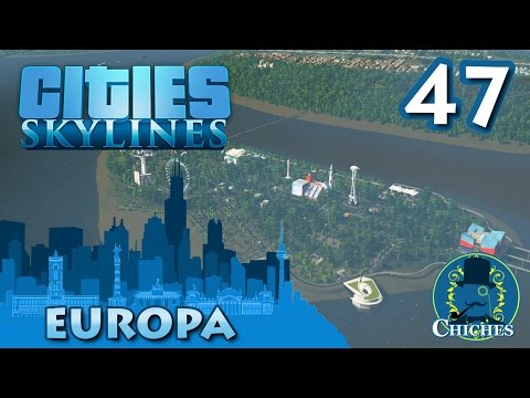Cities Skylines - Europa - #47 en español
