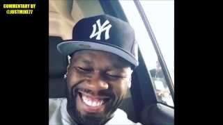 """50 Cent Sued For $200 Million By Writer Over """"Power"""" Ripoff"""