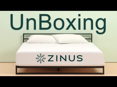 unboxing---zinus-memory-foam-12-inch-green-tea-mattress