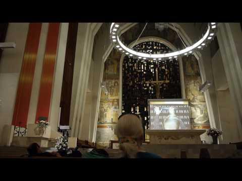 Montreal organ Bach