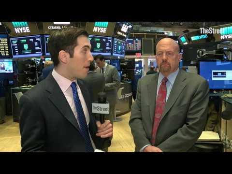 Jim Cramer on Amazon, Nvidia, AMD, Bed Bath & Beyond, Starbucks, Caterpillar, and Bitcoin