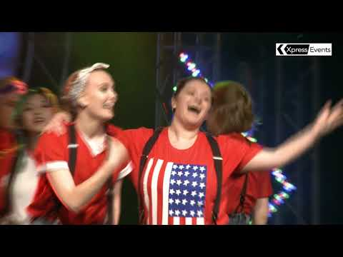 K-Pop Cover Dance Competition 2017, Collision @ Gloria