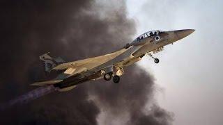 إسرائيل تقصف قاعدة إيرانية قرب مطار دمشق الدولي..والمخابرات الإسرائيلية تتوعد بالمزيد-تفاصيل