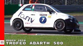 Trofeo Abarth 500 GB Videos