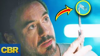 This Is How Tony Stark Was Able To Wield The Infinity Gauntlet