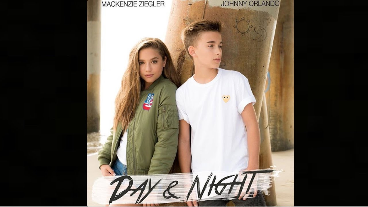 Johnny Orlando & Mackenzie Ziegler- Day & Night (Lyric ...