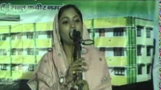 Rukhsar Balrampuri at Ittehad Girls College, Mushaira(Part-3), 2012