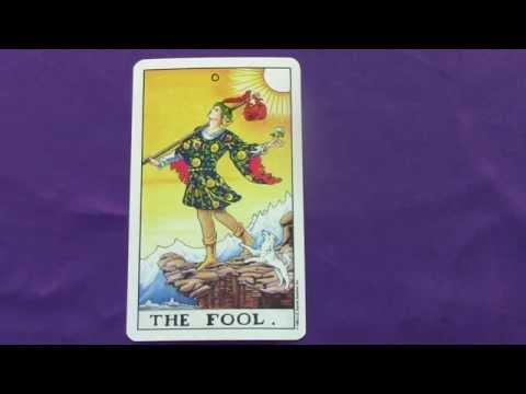 The Fool Major Arcana #0 -  Meaning And Interpretation In A Tarot Reading