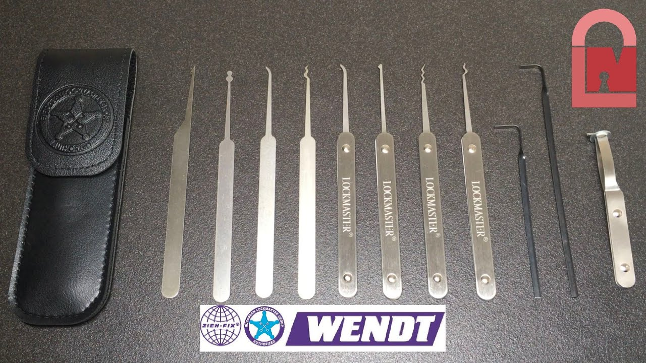 Lockmaster Novice Pick Set Review