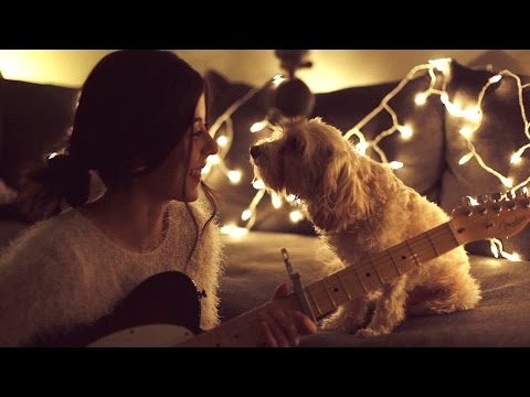 Daniela Andrade ft Cutest Dog in the Galaxy