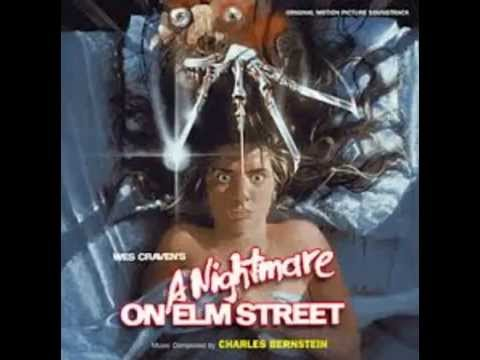 Tina Nightmare Charles Bernstein Nightmare on Elm street