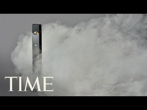 How JUUL Hooked Kids & Ignited A Public Health Crisis | TIME thumbnail