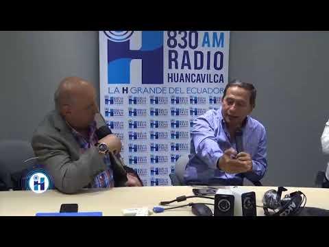 ENTREVISTA AL PRESIDENTE EJECUTIVO DEL BANCO DEL PACIFICO Ing. Efraín Vieira - CADENA AER - 10 11 17