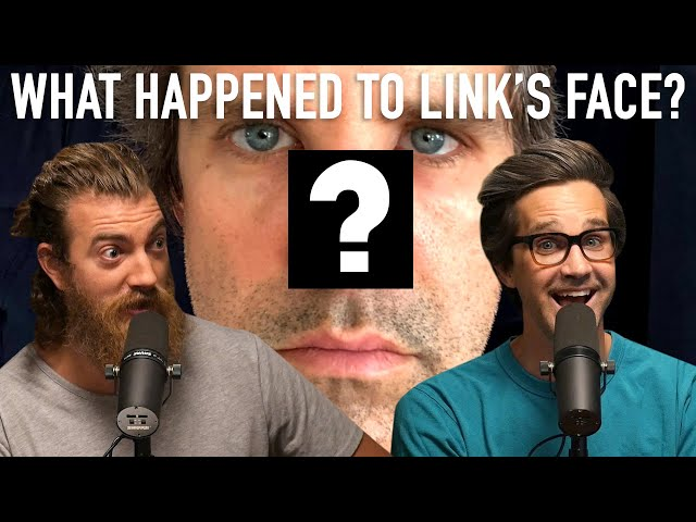 What Happened To Link\'s Face?