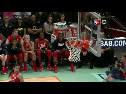 2016 USA Basketball Team of the Year
