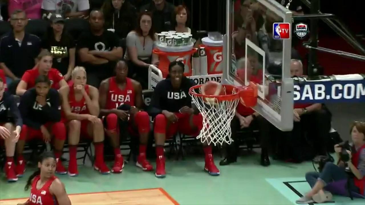 3a30355b7 2016 USA Basketball Team of the Year - YouTube