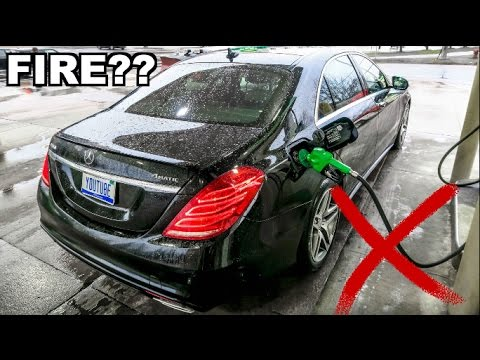 What Happens If You Start Your Car While Getting Gas? (Don't Try This!!)