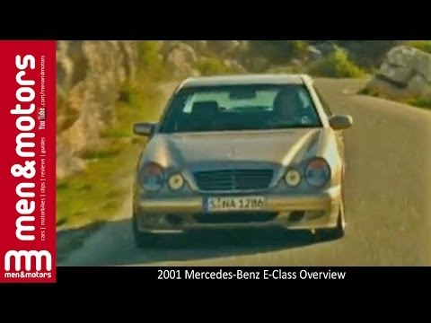2001 Mercedes-Benz E-Class Overview