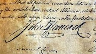 THE TRUTH ABOUT THE DECLARATION OF INDEPENDENCE.