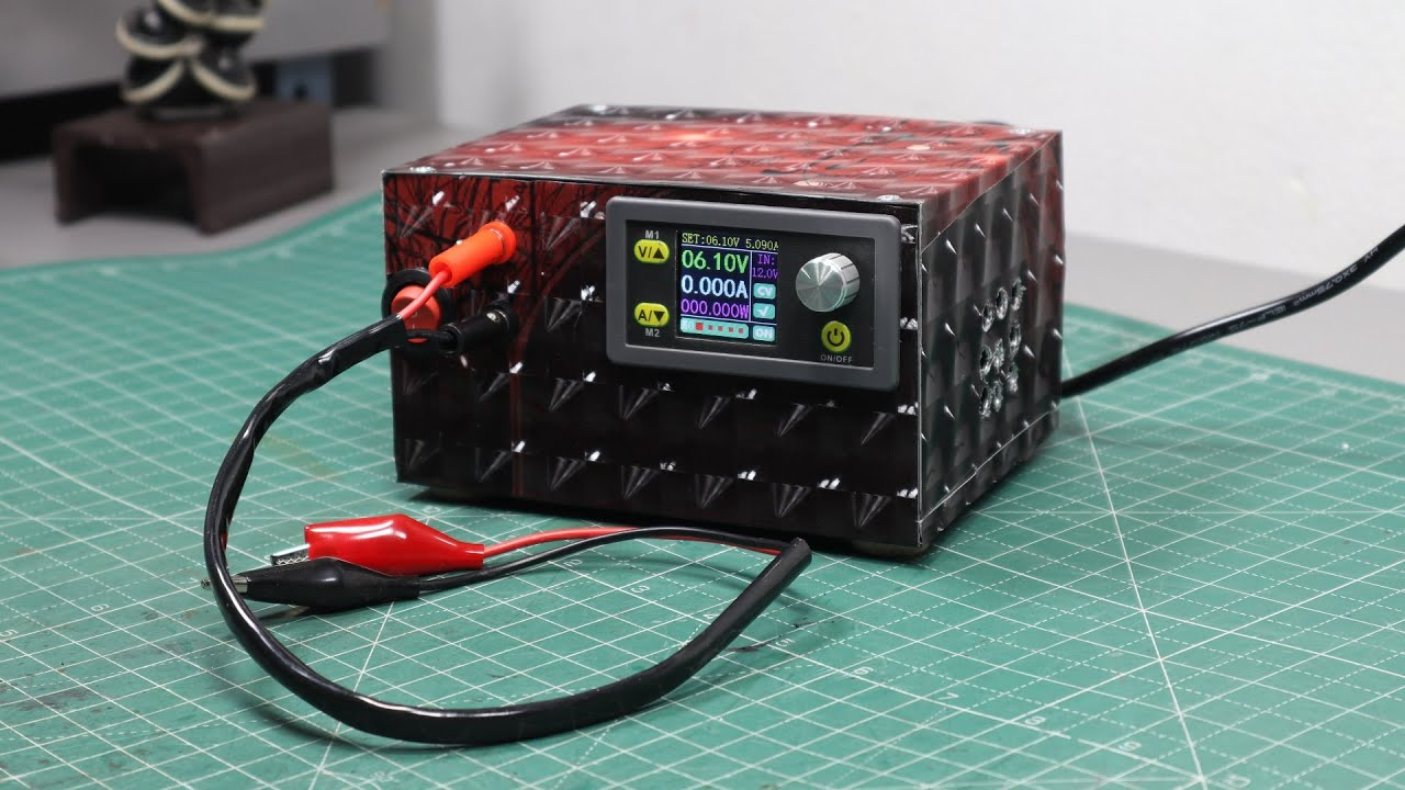 Build A Cheap Adjustable Lab Bench Power Supply