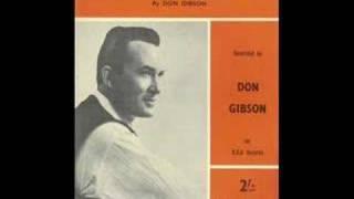Don Gibson Sings