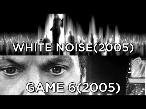 Michael Keaton Month Day 25 - White Noise(2005) & Game 6(2005)